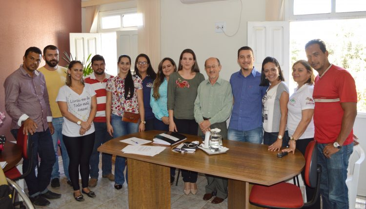Novos conselheiros do CMDCA de Caetité são empossados
