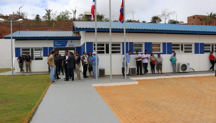 Após parceria com prefeitura, Governo do Estado entrega Delegacia de Polícia em Caetité