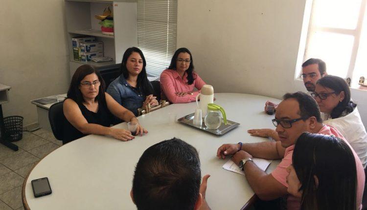 Secretaria Municipal de Saúde realiza reunião de planejamento do SAD