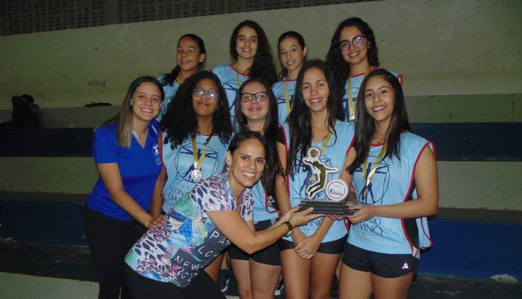 Prefeitura de Caetité realiza Campeonato Escolar Municipal de Vôlei