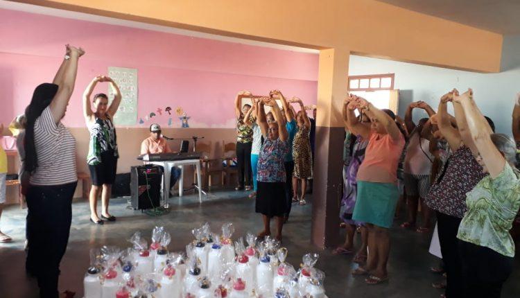 USF José Silveira Rocha realiza atividade em comemoração à Semana do Idoso