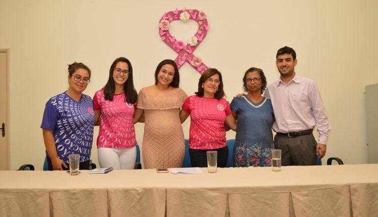 Prefeitura de Caetité inicia tradicional Campanha Outubro Rosa Novembro Azul