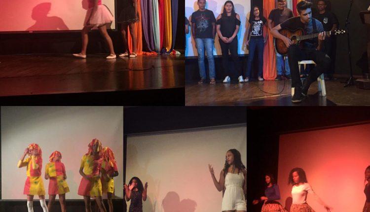 Escola Senador Ovídio Teixeira realizou evento de culminância do Projeto de Leitura e FestEJA 2018