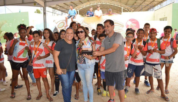 Prefeitura de Caetité realiza Jogos Interescolares da rede municipal de ensino 2018