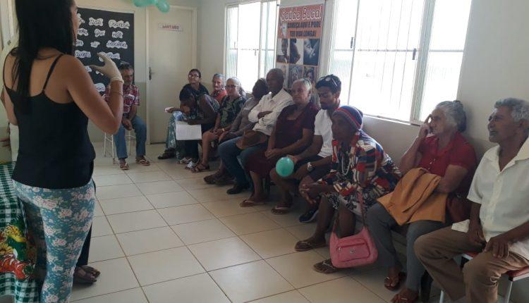 PSF da Comunidade de Lagoa do Mato celebra Dia do Idoso
