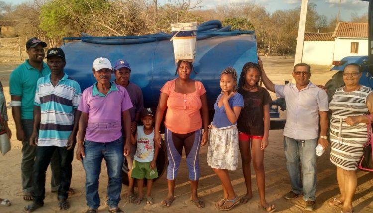 Comunidades Quilombolas de Caetité recebem benefícios da CAR