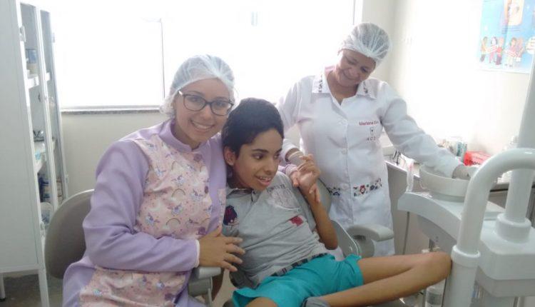 Caetité implanta serviço odontológico para pessoas com necessidades especiais