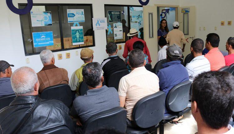 Secretaria de Saúde realizou o encerramento da Campanha Novembro Azul
