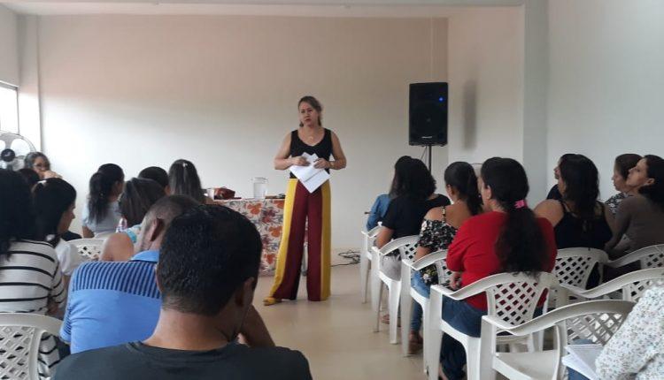 Caetité: Secretaria de Educação realiza minicurso sobre transtorno opositivo desafiador