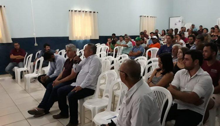 INEMA realiza audiência pública sobre empreendimento para geração de energia solar em Caetité