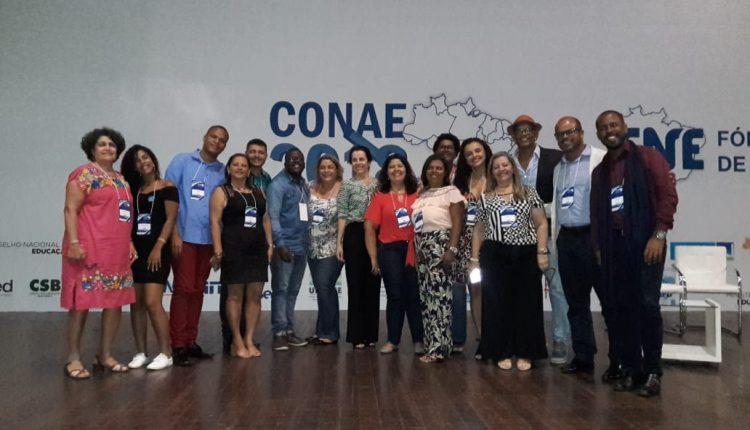 III Conferência Nacional de Educação aconteceu em Brasília entre os dias 21 e 23 de novembro