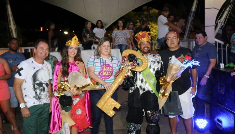 Rei Momo e Rainha do Carnaval da Diversidade e LEP 2019 são escolhidos em Caetité
