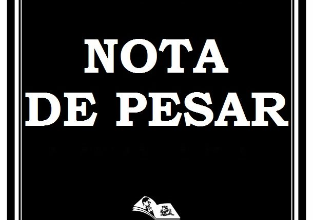 NOTA DE PESAR – Mario Fernandes Chaves