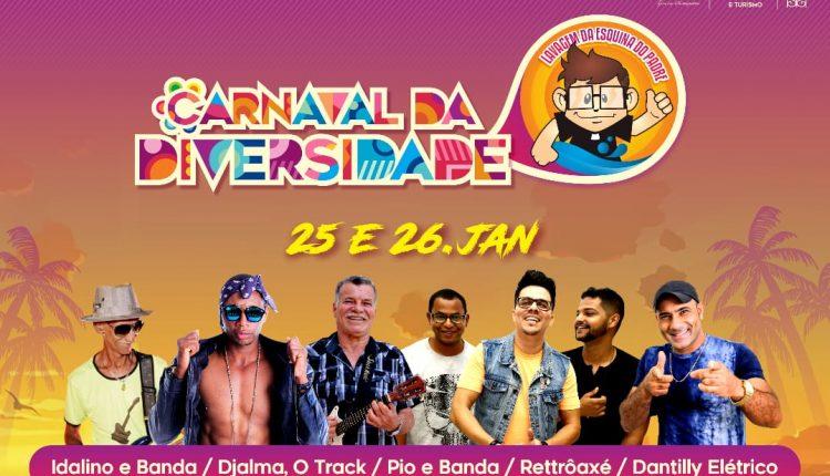 Em Coletiva de Imprensa 7º Carnaval da Diversidade e 32ª Lavagem da Esquina do Padre são lançados oficialmente