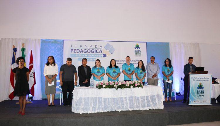 Jornada Pedagógica marca início do Ano Letivo de 2019 em Caetité