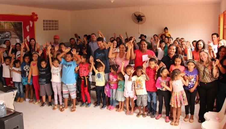 Equipe do Governo Participativo visita escolas municipais na volta às aulas 2019