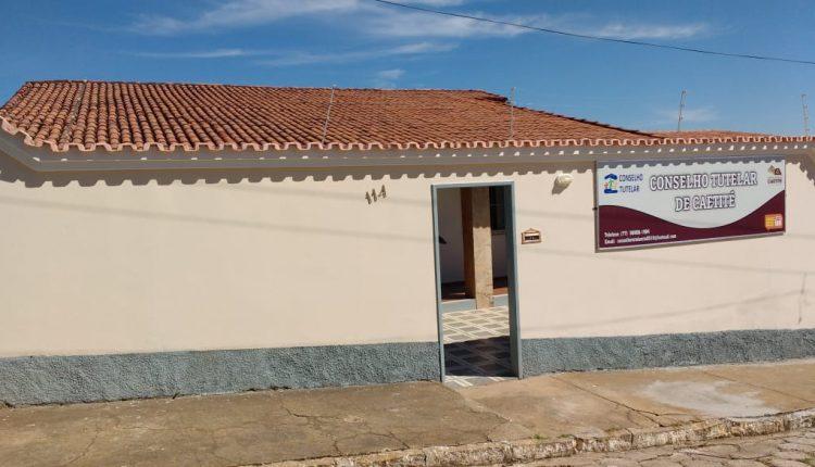 Prefeitura de Caetité entrega nova sede do Conselho Tutelar para melhor atender à população