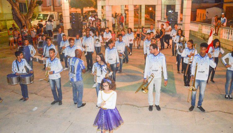 Caetité comemora aniversário de 209 anos com evento na Feira Velha