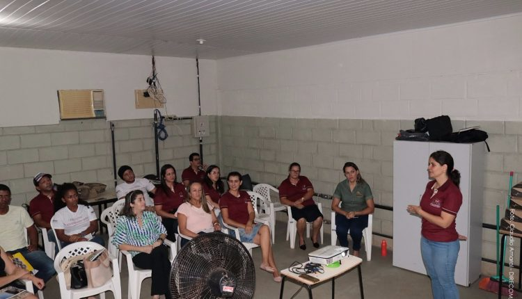 Governo Participativo realizou capacitação com funcionários dos CRAS Urbano e Rural