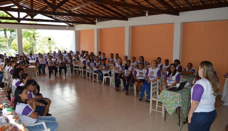 Prefeitura de Caetité realizou capacitação com merendeiras e concurso de receitas saudáveis