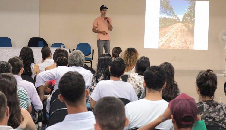 Meio Ambiente: Sistemas agroflorestais são tema de seminário