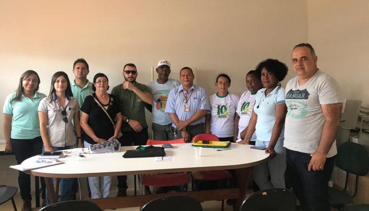 Reunião do Conselho Municipal de Defesa e Preservação do Meio Ambiente discute temas importantes para o município
