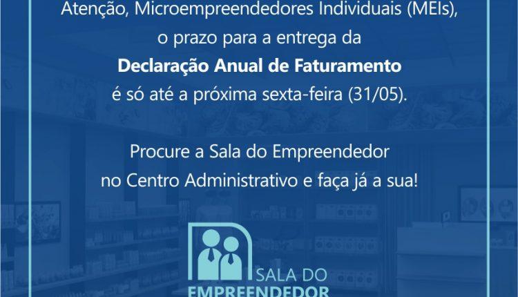 Microempreendedores Individuais têm até a próxima sexta para enviar declaração de faturamento