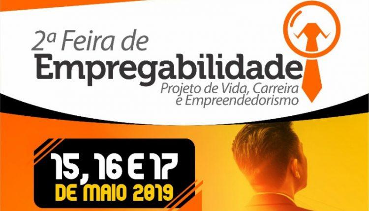 Segunda edição da Feira de Empregabilidade acontece em Caetité entre os dias 15 e 17 de maio