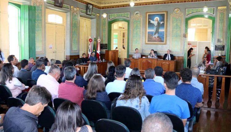 Recadastramento biométrico de eleitores na região de Caetité é discutido em Audiência Pública