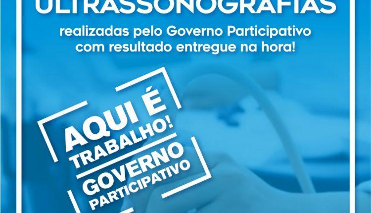 Prefeitura de Caetité realiza mais de 2 mil exames de ultrassonografia