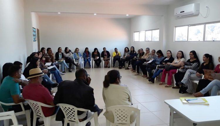 Educação Inclusiva: Prefeitura de Caetité realiza planejamento com gestores, coordenadores e parceiros