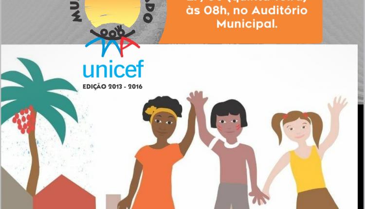 Prefeitura de Caetité realizará reunião intermediária de acompanhamento do Selo Unicef