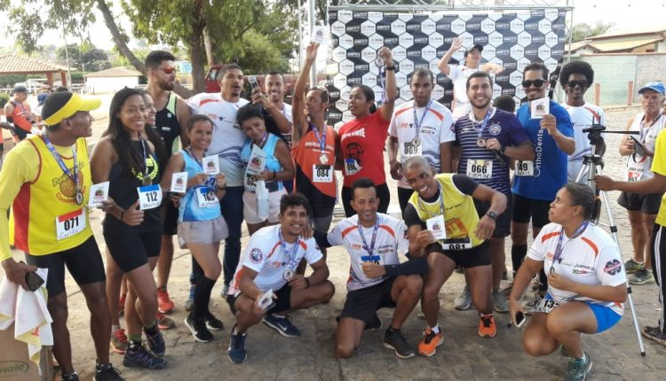 Corrida SINDSERV PRO foi realizada com sucesso em Caetité; competição reuniu atletas da região