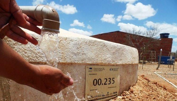 Caetité está entre os 5 municípios do sudoeste baiano contemplado com cisternas para comunidades quilombolas