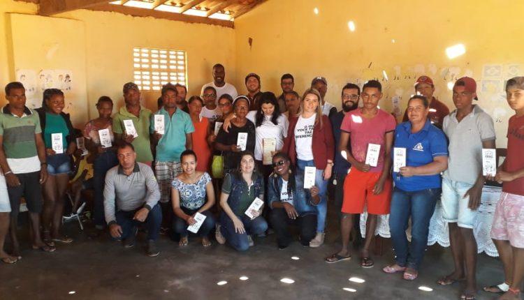 Prefeitura de Caetité realizou Plantão Social na Comunidade Lajedo de Oroca