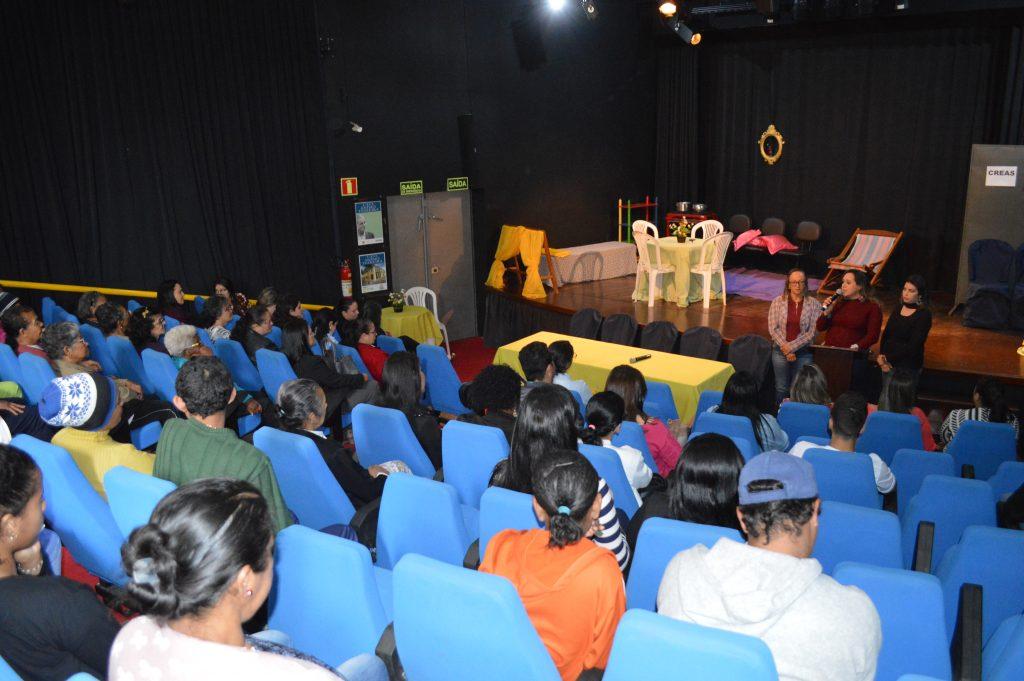 Mobilização em defesa dos direitos do idoso foi destaque em Caetité