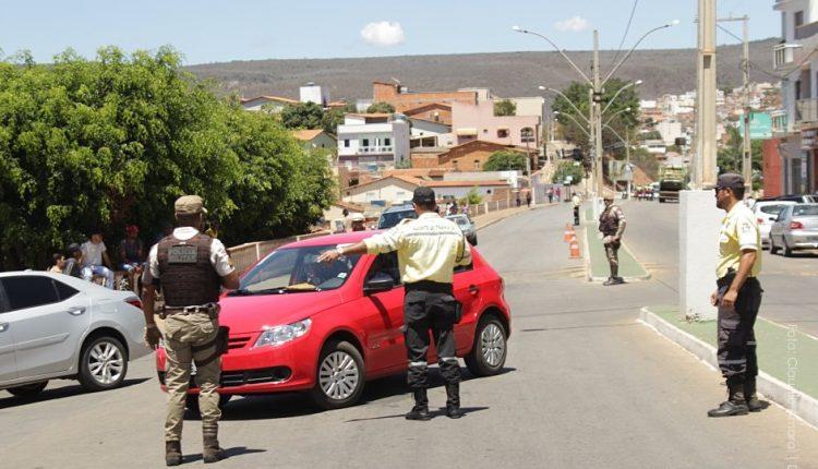 Caetité realiza Semana Municipal de Segurança no Trânsito com ações educativas