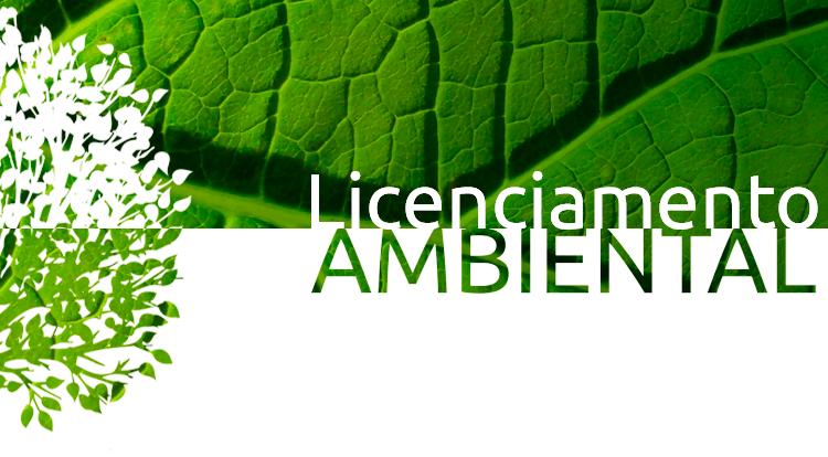 Secretaria Municipal de Meio Ambiente publica pedidos de Licenciamento Ambiental