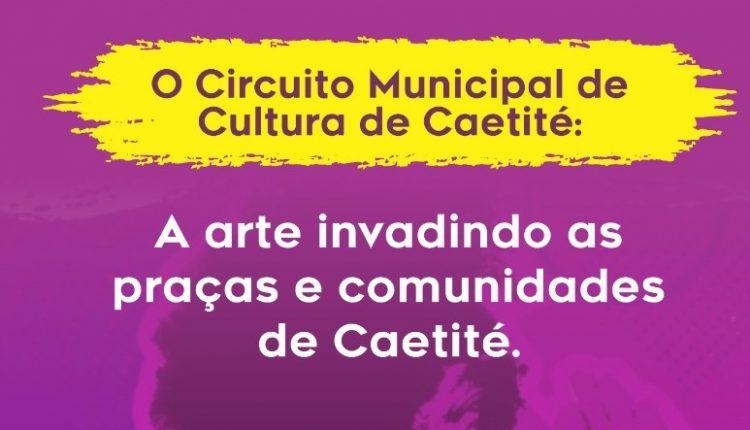 Circuito Municipal de Cultura e Feira Solidária na Comunidade de Mercês