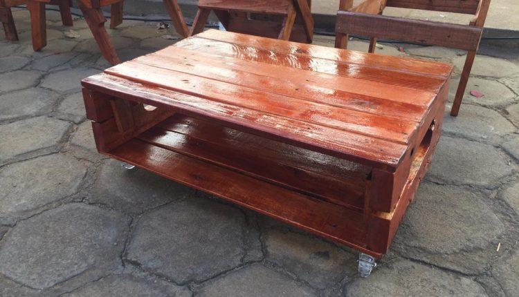Prefeitura de Caetité promoveu capacitação em construção de móveis de pallets