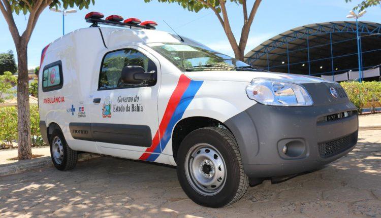 Prefeitura recebe nova ambulância que irá reforçar a estrutura de saúde no município