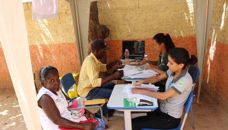 Prefeitura de Caetité promoveu Plantão Social na Comunidade de Sambaíba
