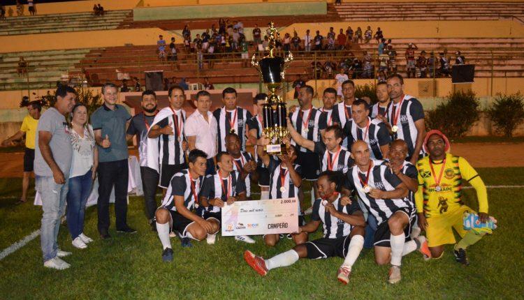 Ponte Preta é campeã do Campeonato Caetiteense de Futebol Veterano 2019