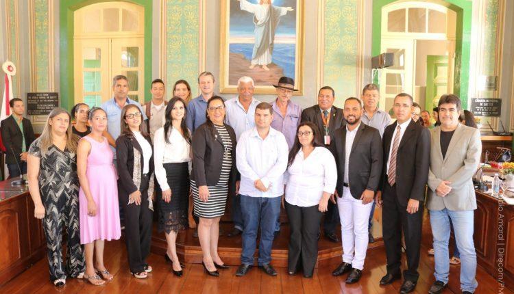 Novos Conselheiros Tutelares tomam posse em Caetité