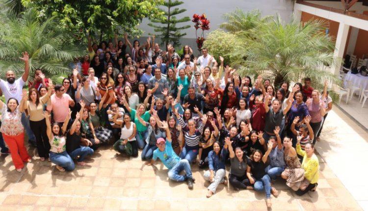 Secretaria de Educação realiza encontro com gestores escolares e coordenadores pedagógicos