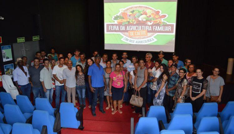 Feira da Agricultura Familiar de Caetité será ampliada