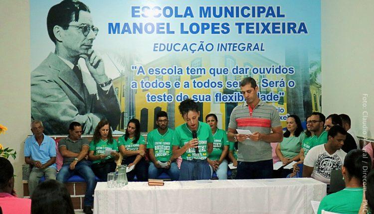 Prefeitura de Caetité implanta primeira escola de tempo integral da história do município