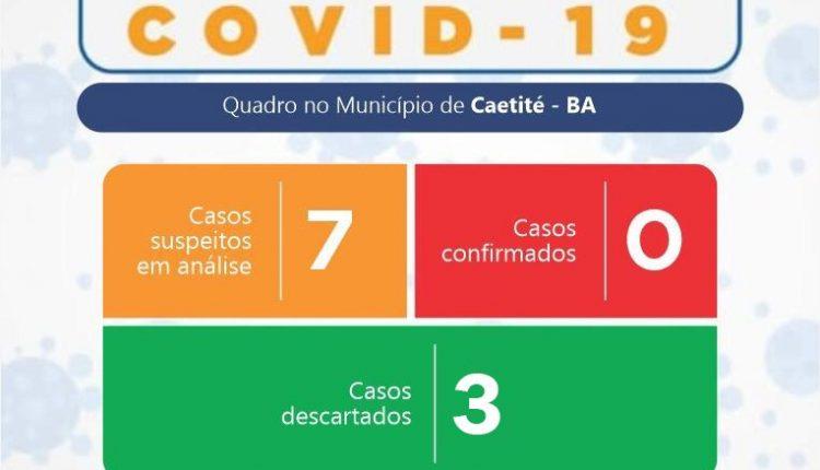 Terceira paciente com suspeita de coronavírus em Caetité testa negativo