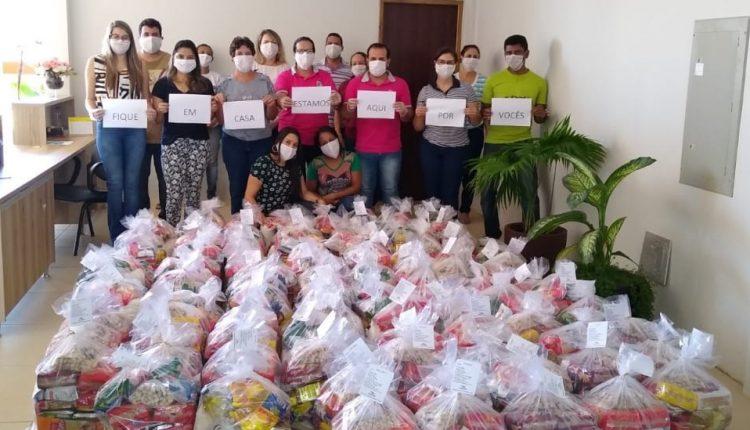 Prefeitura de Caetité começa distribuição de cestas básicas e kits higiene às famílias carentes