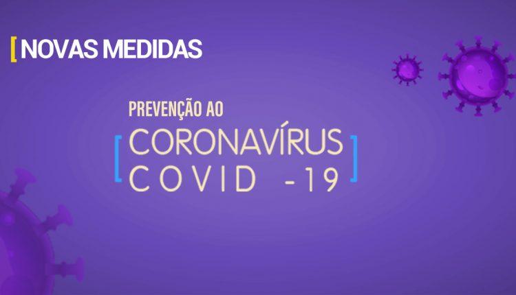 Decreto amplia restrições para conter o avanço comunitário da Covid-19 em Caetité